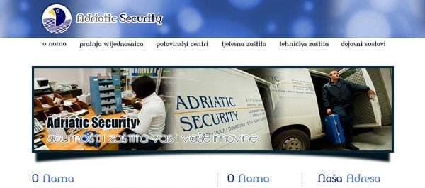 Adriatic Security