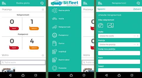 Bitfleet mobile