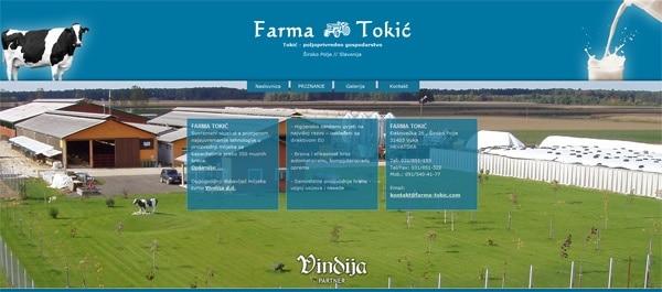 Farma Tokić Široko Polje