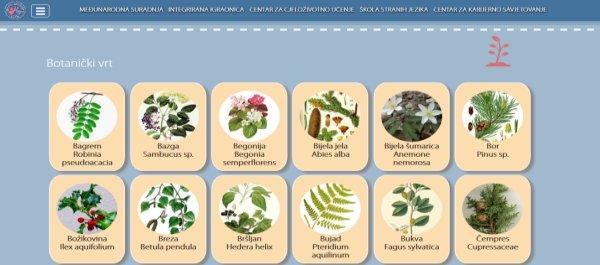 Gaudeamus botanički vrt