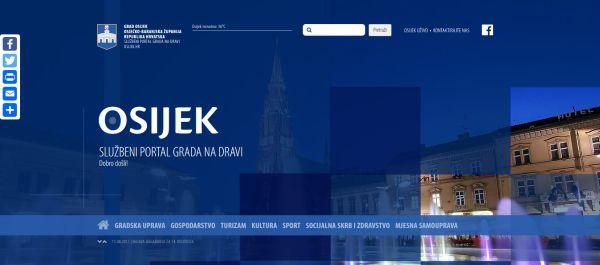 Portal grada Osijeka