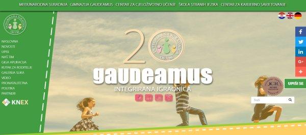 Integrirana igraonica Gaudeamus, Osijek