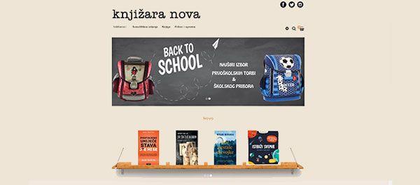Knjižara nova