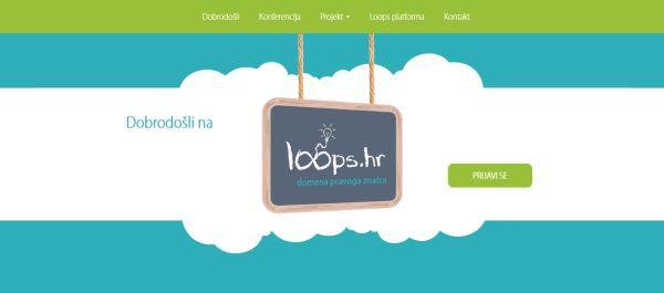 Loops - domena pravog znalca