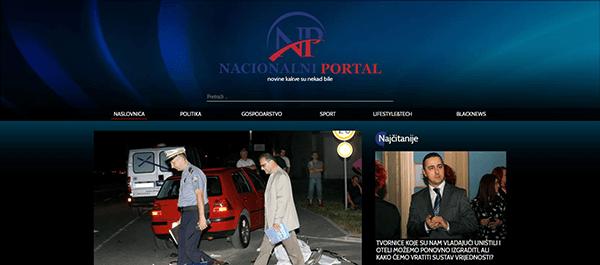 Nacionalni portal