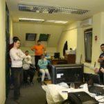 Ofir predavanje u uredu