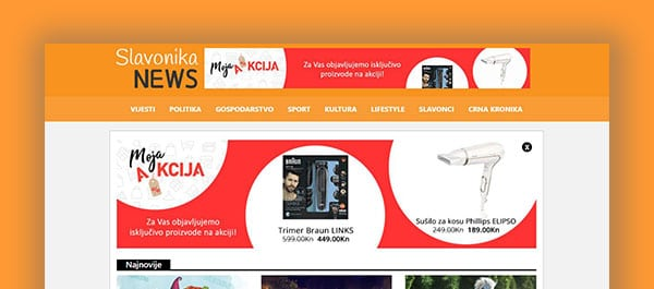 Portal Slavonika News