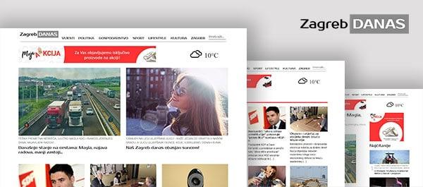 Portal Zagreb Danas