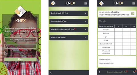 Knex mobile